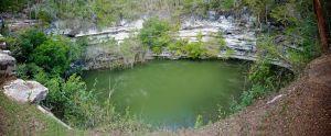 """""""Cenote de los Sacrificios"""" at Chichén Itzá"""