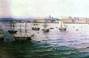 San Juan de Ulúa (Siglo_XIX)