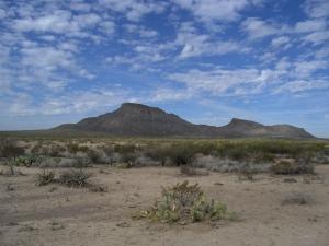 Durango desert