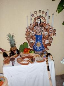 Altar de Carmela