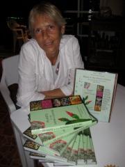Svetlana en firma de libro